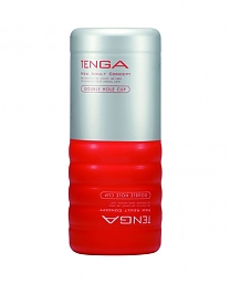 Мастурбатор в тубе TENGA Double Hole